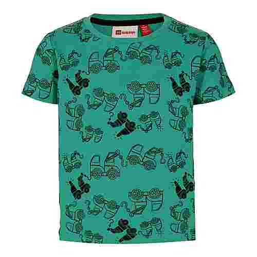 Lego Wear T-Shirt Kinder Green Melange