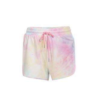 MYMO Shorts Damen pink blau gelb