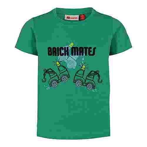 Lego Wear T-Shirt Kinder Green Melange