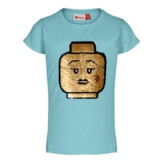 Lego Wear T-Shirt Kinder Light Blue