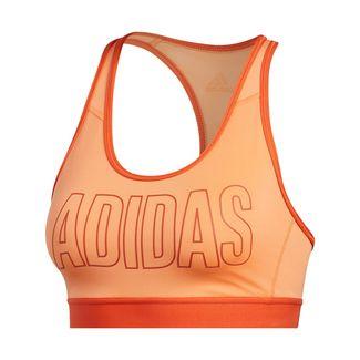 adidas Don't Rest Alphaskin Sport-BH Sport-BH Damen Orange