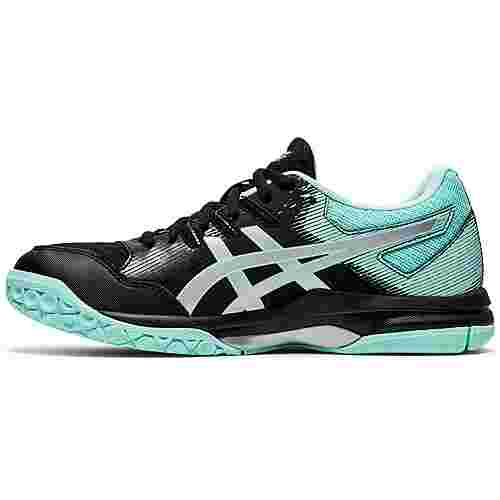 ASICS GEL-ROCKET 8 Hallenschuhe Damen black-fresh ice