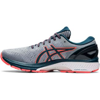 ASICS GEL-KAYANO 27 Laufschuhe Herren 	sheet rock-magnetic blue
