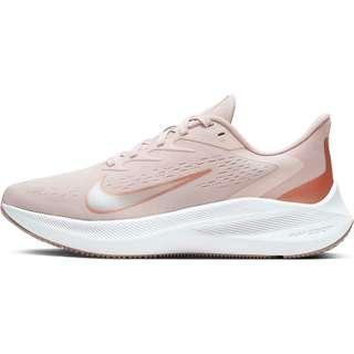 Nike Zoom Winflo 7 Laufschuhe Damen barely rose-mtlc red bronze-stone mauve