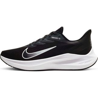 Nike Zoom Winflo 7 Laufschuhe Damen black-white-anthracite