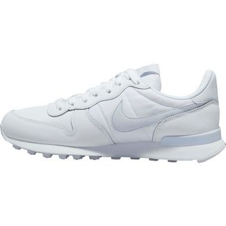 Nike Internationalist Sneaker Damen white-football grey