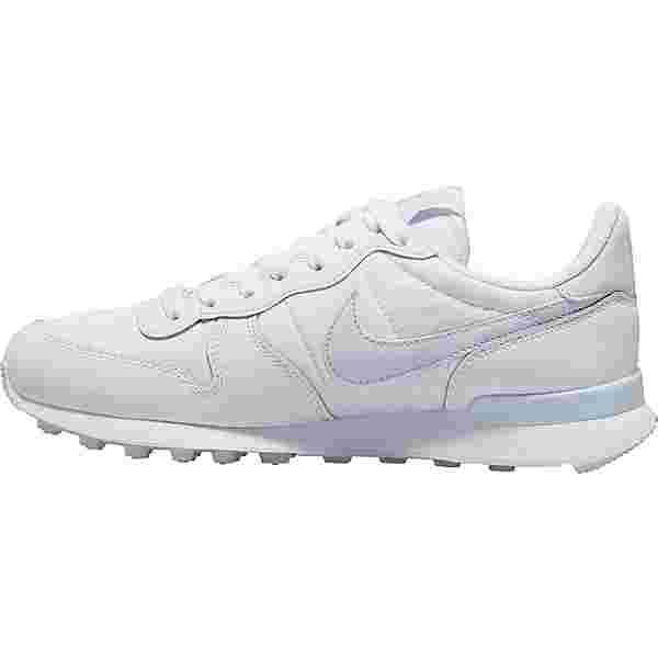 Nike Internationalist Sneaker Damen white-football grey