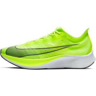 Nike Zoom Fly 3 Laufschuhe Herren volt-smoke grey-white