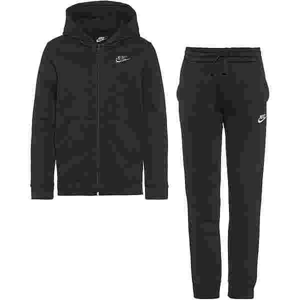 Nike Trainingsanzug Kinder black-black-black-white