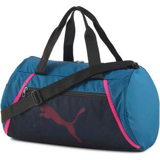 PUMA Sporttasche Damen digi-blue-puma black-luminous