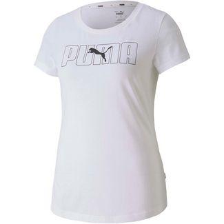 PUMA Rebel T-Shirt Damen puma white