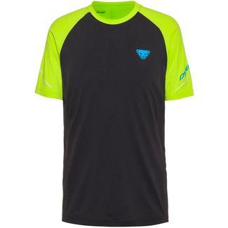 Dynafit T-Shirt Herren fluo yellow