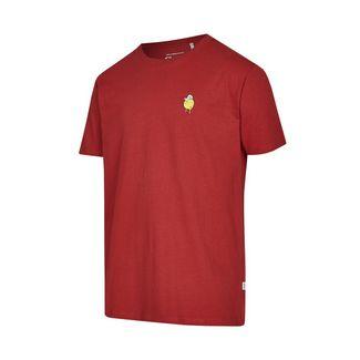 Cleptomanicx Zitrone T-Shirt Herren Rosewood