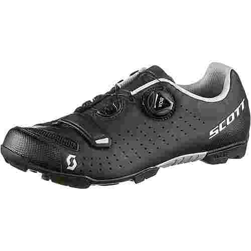SCOTT MTB Comp Boa Fahrradschuhe Herren matt black/silver