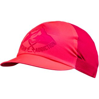 Dynafit Cap fluo pink