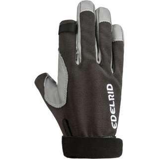 EDELRID Work Glove Closed II Kletterhandschuhe titan