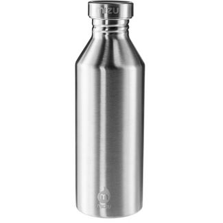 MIZU M8 All Stainless Black  800ml Trinkflasche stainless