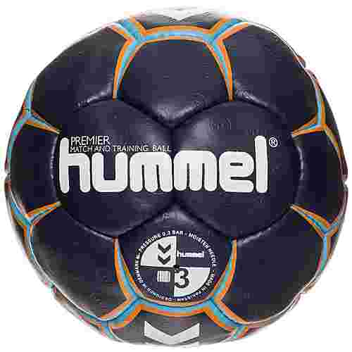 hummel Premier Handball dunkelblau / orange
