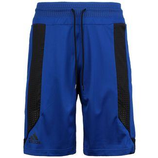 adidas Creator 365 Basketball-Shorts Herren blau / schwarz