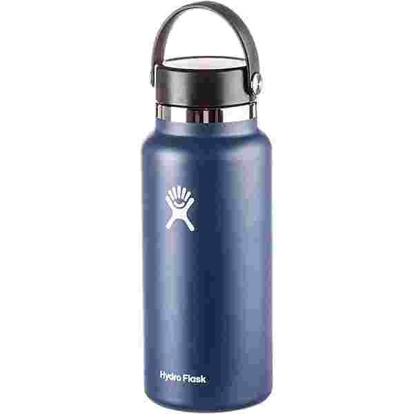 Hydro Flask 32 OZ Wide Mouth with Flex Cap 946 ml Isolierflasche cobalt