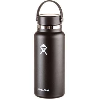 Hydro Flask 32 OZ Wide Mouth with Flex Cap 946 ml Isolierflasche black
