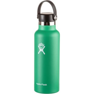 Hydro Flask 18 OZ Standard Mouth 532ml Isolierflasche spearmint