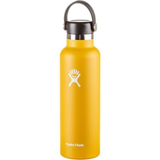 Hydro Flask 21 OZ Standard Mouth 621ml Isolierflasche sunflower