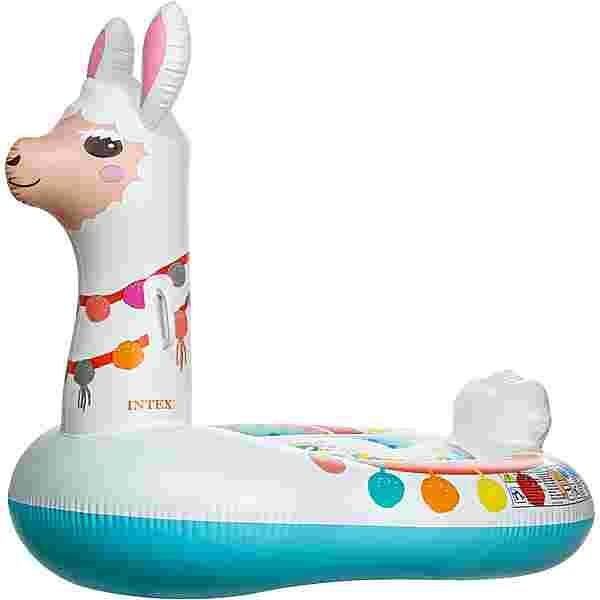 Intex RideON Cute Lama Schwimmhilfe bunt