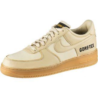 Nike GTX® Air Force 1 Sneaker Herren team gold-khaki-gold-black