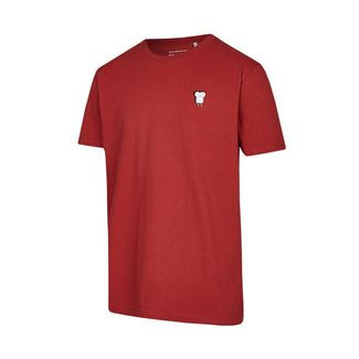 Cleptomanicx T-Shirt Herren Rosewood