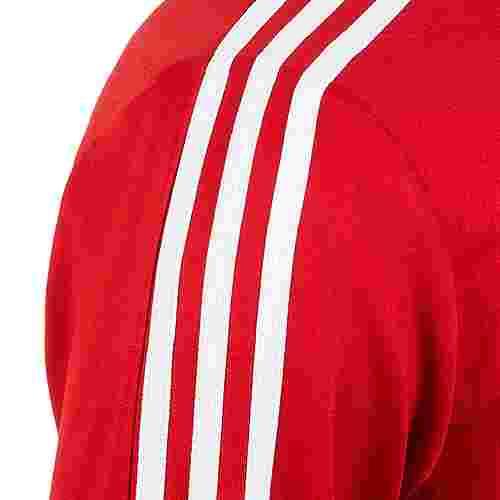 adidas Tiro 19 Trainingsjacke Herren rot / weiß