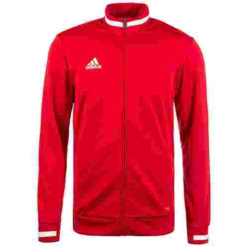 adidas Team 19 Trainingsjacke Herren rot / weiß