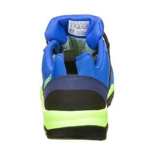 adidas Terrex AX2R CP Laufschuhe Kinder blau / schwarz