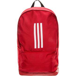 adidas Rucksack Tiro Daypack rot / weiß