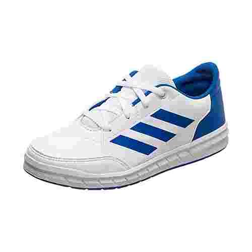 adidas AltaSport Fitnessschuhe Kinder weiß / blau