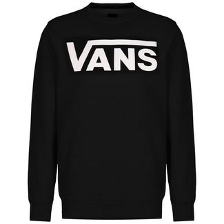 Vans Classic Crew II Sweatshirt Herren schwarz / weiß