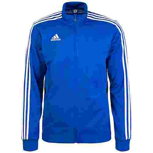 adidas Tiro 19 Trainingsjacke Herren blau / weiß