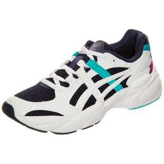 ASICS GEL-BND Sneaker Damen blau / weiß