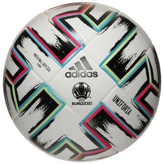 adidas Uniforia League Box EM 2021 Fußball weiß / bunt