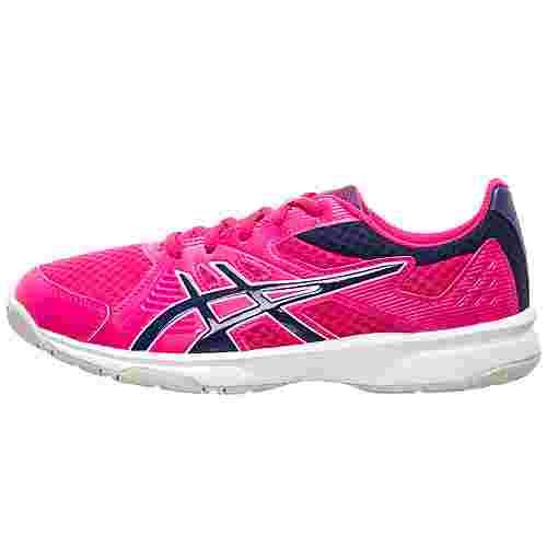 ASICS UPCOURT 3 Fitnessschuhe Damen pink / dunkelblau
