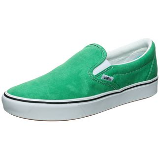 Vans ComfyCush Slip-On Sneaker Herren grün