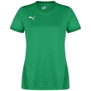 PUMA teamGoal 23 Jersey Fußballtrikot Damen dunkelgrün / grün