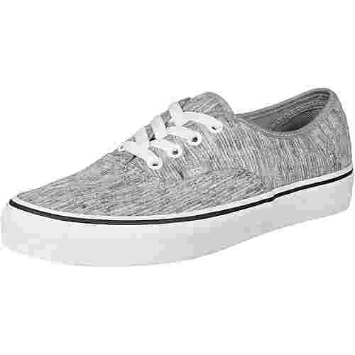 Vans Authentic Sneaker Damen grau / weiß