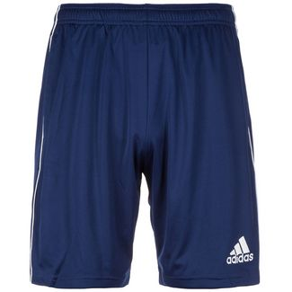 adidas Core 18 Fußballshorts Herren dunkelblau / weiß
