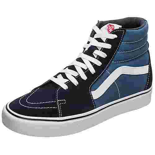Vans Sk8-Hi ComfyCush Sneaker Herren dunkelblau / blau