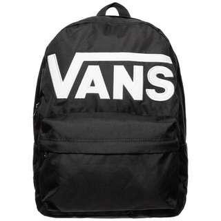 Vans Rucksack Old School III Daypack Herren schwarz / weiß