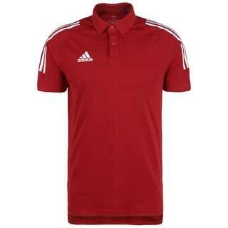 adidas Condivo 20 Funktionsshirt Herren rot / weiß