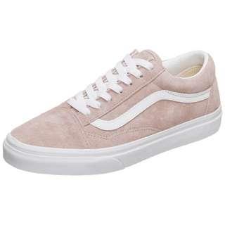 Vans Old Skool Sneaker Damen braun / weiß