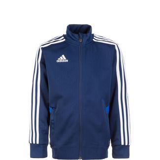 adidas Tiro 19 Trainingsjacke Kinder dunkelblau / weiß