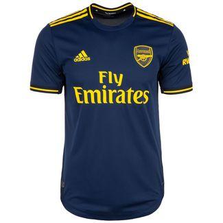 adidas FC Arsenal Authentic 19/20 3rd Fußballtrikot Herren dunkelblau / gelb